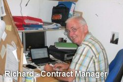 Richard - Contract Manager