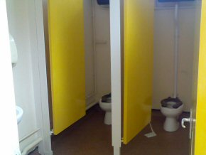 Childrens toilets